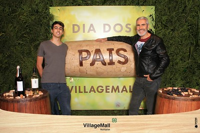 Dia dos Pais - Village Mall
