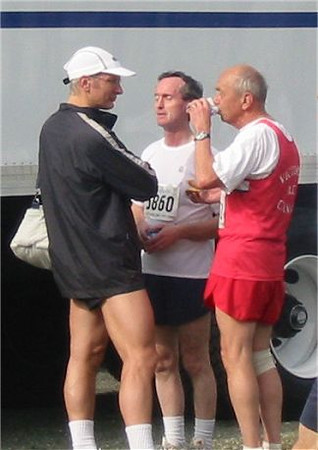 2003 Times-Colonist 10K - Bob Janicki, Graeme McCreath and Robert Bostrom