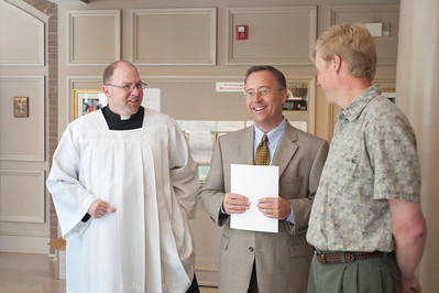 Ordination to Diaconate - Don Maloney - May 21, 2011