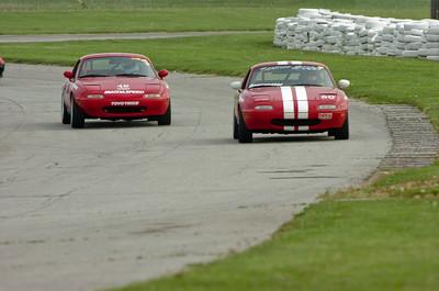 Saturday Group 2 Quals - 2007 Spring Sprints