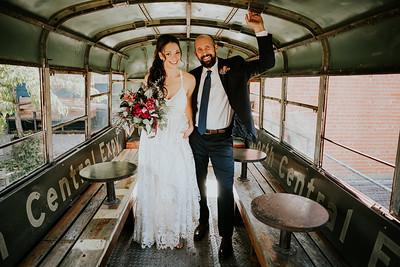Lisa & Chris Wedding Day