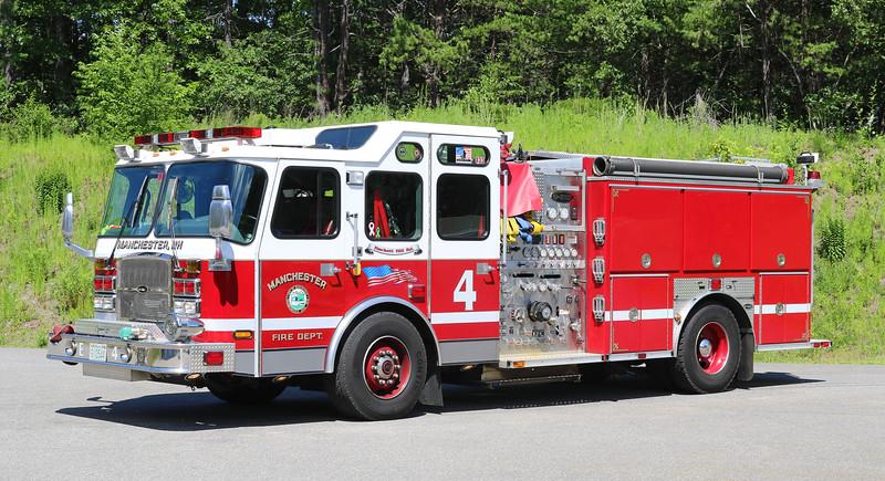 Engine 4   2009 E-One Cyclone II   2000 / 750