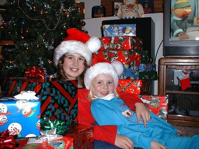 1996-98 Christmas