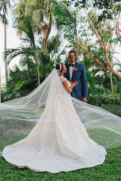 Kyle & Tasfhi Wedding