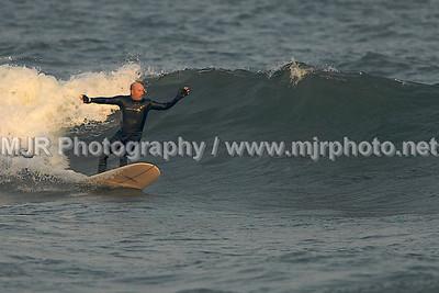 Surfing, Gilgo Beach, NY, (8-24-07)