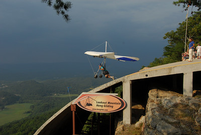 Flight Park - Lookout Mountain - Sept 2009