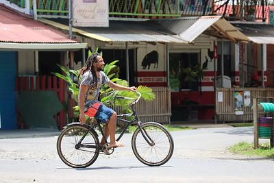 Biking Puerto Viejo