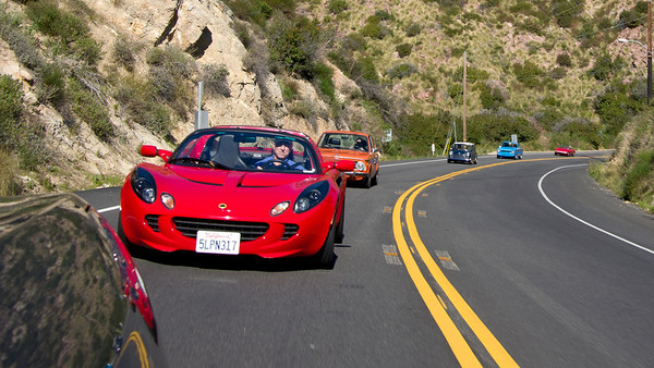2012 News Years Canyon Run