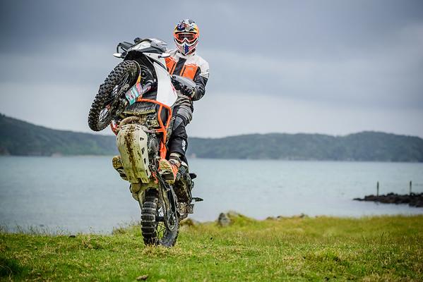 2018 KTM New Zealand Adventure Rallye : Northland