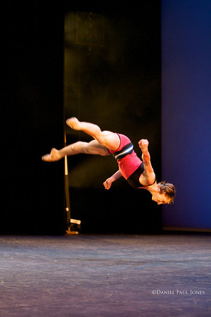 Vadim Muntagirov in Le Train Bleu English National Ballet in Ballet Russes at the London Coliseum 2012