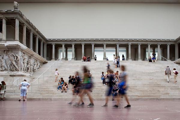 Pergamonmuseum und Altes Museum