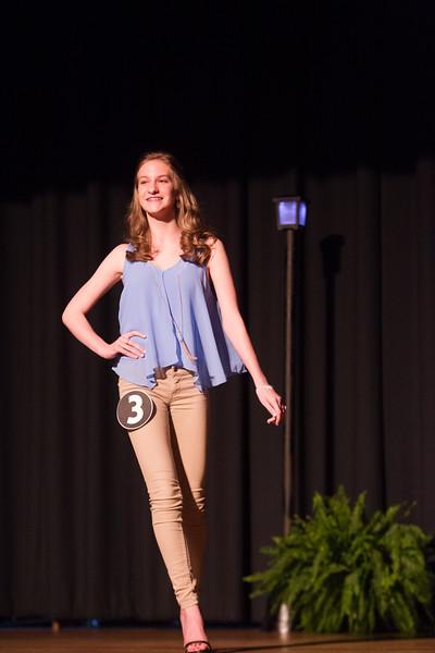 Contestant #3 - Madison