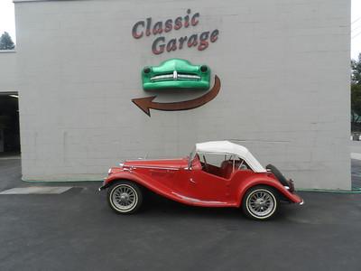 1955 MG TF 1500 - Walt