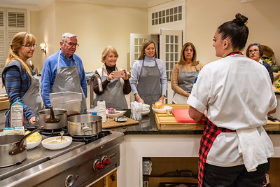 CBI Holiday Cooking Class