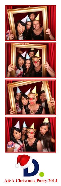 Deloitte A & A Christmas Party Photostrips