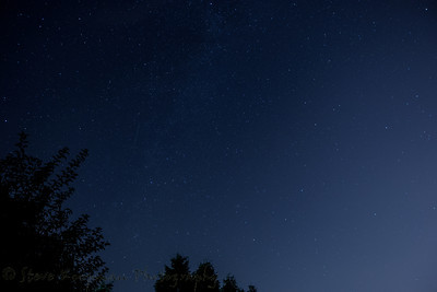 2012 Perseid Meteor Shower