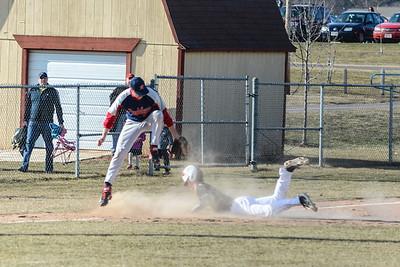 2014 Baseball Mt Horeb vs Reedsburg