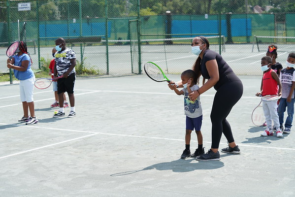 2021 Disability Network Tennis Camp