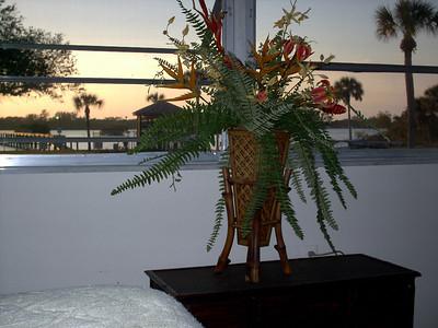 VICKI SKINNER's OSPREY, SARASOTA, FLORIDA HOME