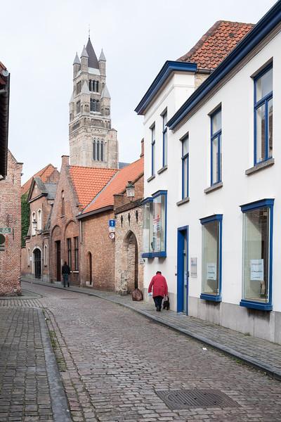 Oostmeers - Brugge, Belgium - November 2, 2010