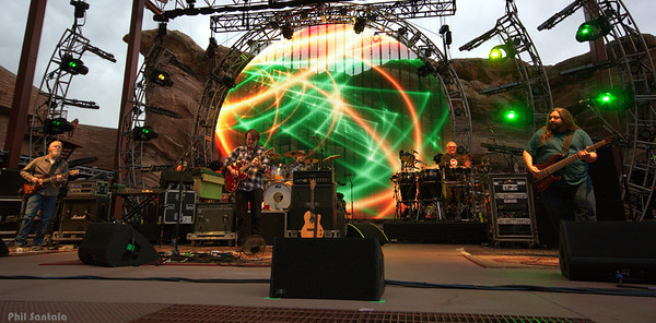 Widespread Panic - Red Rocks Amphitheater, Morrison, CO. 6/28/13