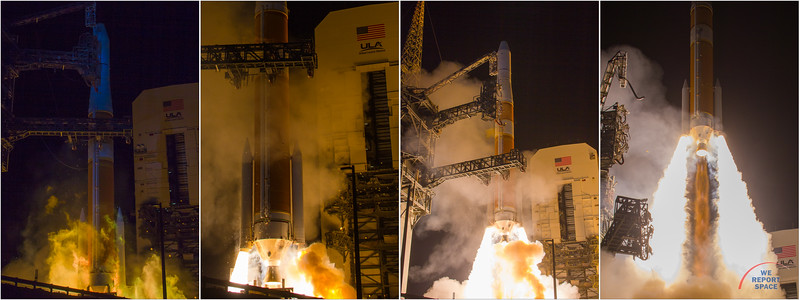 AFSPC6 DeltaIV launch