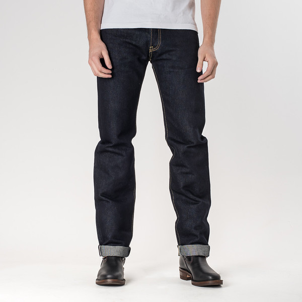 IH-634S-PD - Indigo 18oz Money Denim Straight Cut-6509.jpg