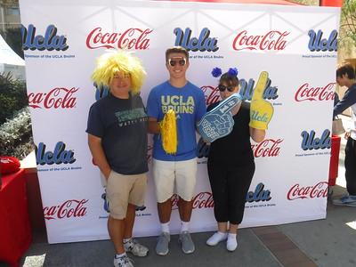 UCLA Move In Fair