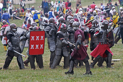 Pennsic XL - Monday