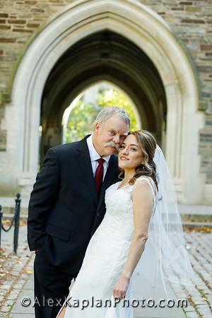 Wedding at the Nassau Inn - Ten Palmer Square, Princeton By Alex Kaplan