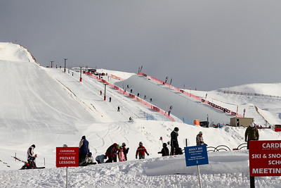 Snowboard Freestyle World Cup