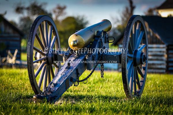 New Market Historic Battlefield - 12 Oct 2012