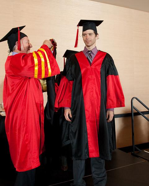 Graduation - Santana Row March 2009 - Diplomas