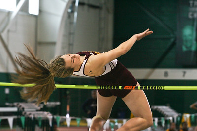 MAC Indoor T & F Champ Day 2 for RM Women HJ