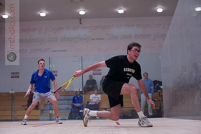 2013-02-24 Miles Bennett (Stanford) and Peter Gabranski (Colby)