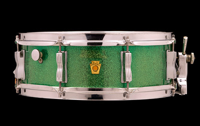 Ludwig Super Classic Green Sparkle