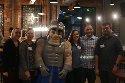 2019 Alumni Happy Hour at Dimensional Brewing Co.