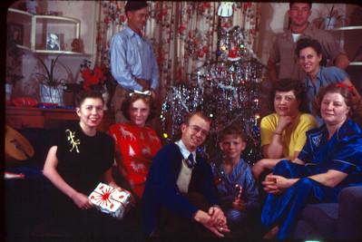 1947 Christmas Gene Lee Stephens
