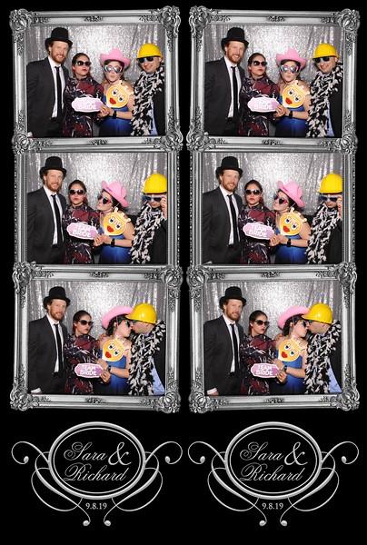 Sara & Richard's Wedding (09/08/19)