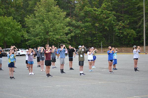 Band Camp - Aug 4