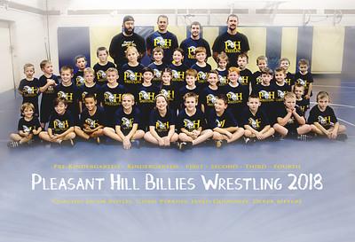 Pleasant Hill Billies 2018
