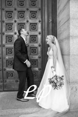 Eric and Melissa Wedding