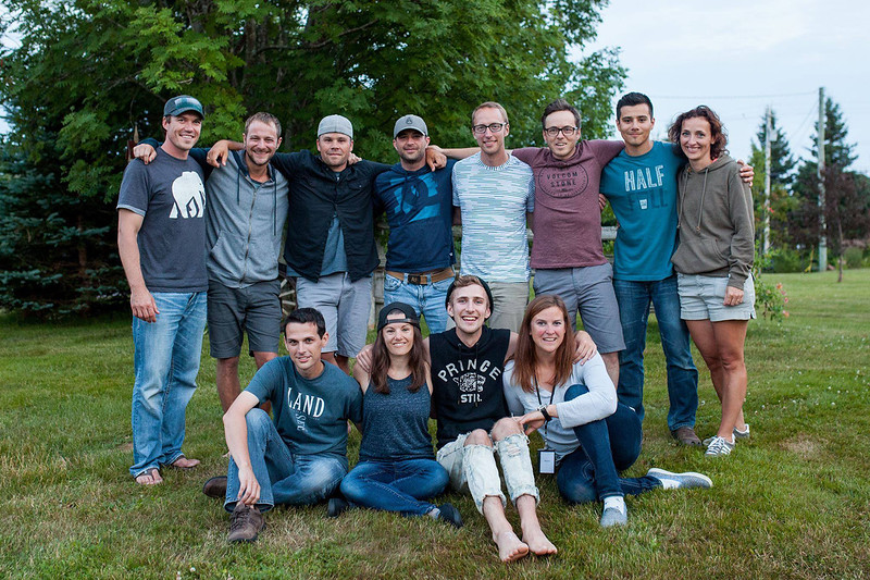 Land and See 2016 Team