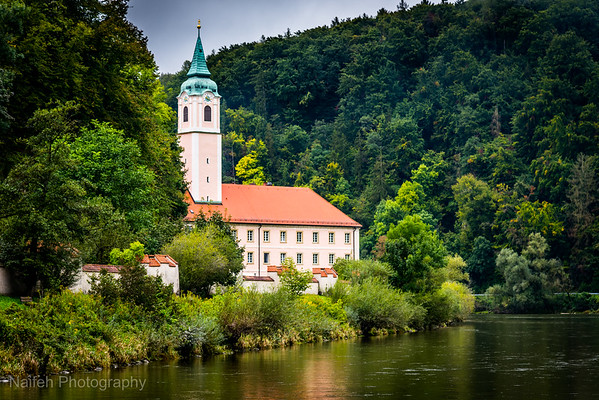 Germany - Monastery Weltenburg