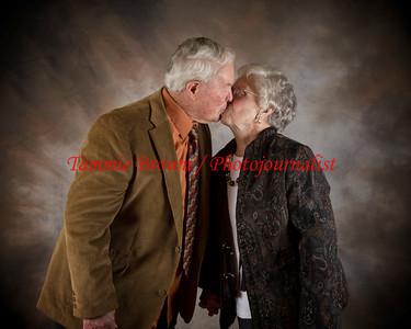 Wilburn & Jenny Applegate 65th Wedding Anniversary