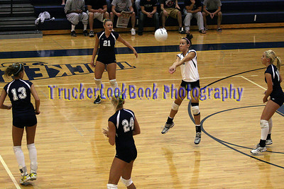 2007 - NHS Volleyball / Madison