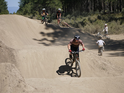 Phils Trail Jumps July 2011