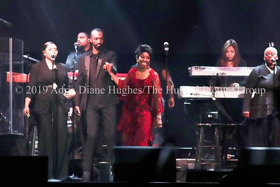 Gladys Knight performs live at the Parx Casino