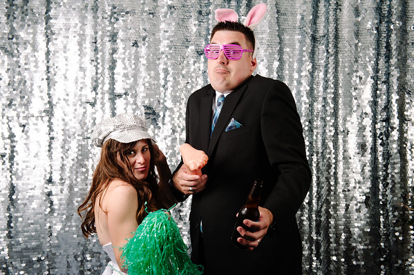 Kim & Pete | Photobooth