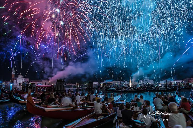 Redentore Festival, Venice, Italy